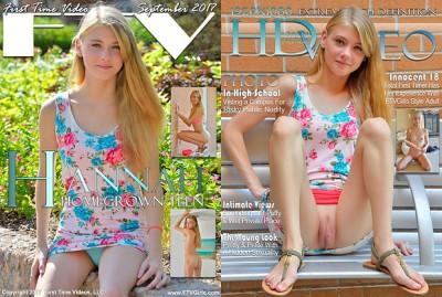 Description Hannah Homegrown Teen Picture Set