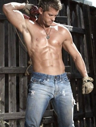 Hot Guys in Jeans Pictures