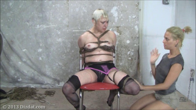Brendasbound – 24 Hours Of Bondage 7th Hour Part 2 Of 3