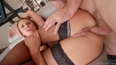 Sexy Maria Jade Enjoys Anal Penetration from Behind