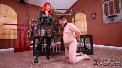 ClubDom - Caned To Tears For Lady Karma 1080p