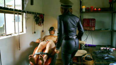Dominatrix Annabelle Full Magic Cool Perfect Sweet Collection. Part 5.