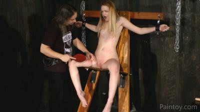 Jessica K – Thigh Abuse