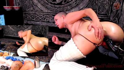 Anal Sex slave Abigail Dupree