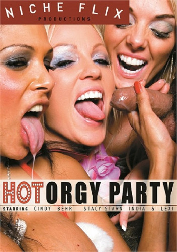 Hot Orgy Party (2019)