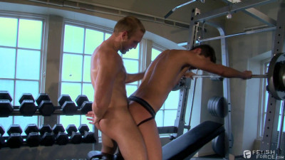 Push Pull Squat Thrust scene 1