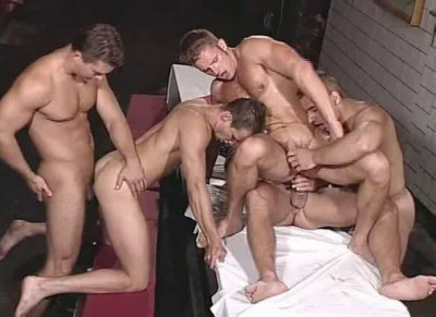 Large cocks In Group Sex