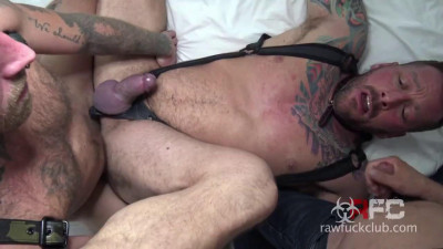 Description Ganged Up - Champ Robinson & Asher Devin - 720p