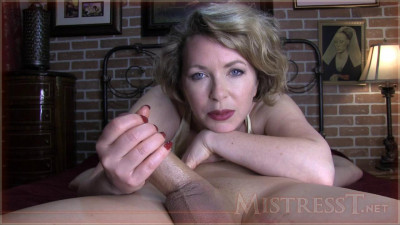 Accept the humiliation of your Mistress-nothingness part 3
