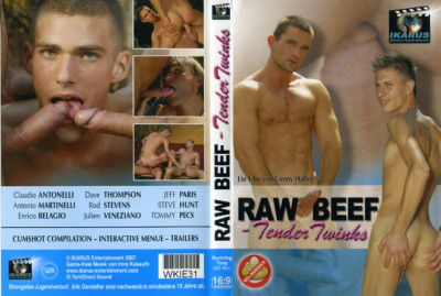 Ikarus Entertainment — Raw Beef — Tender Twinks