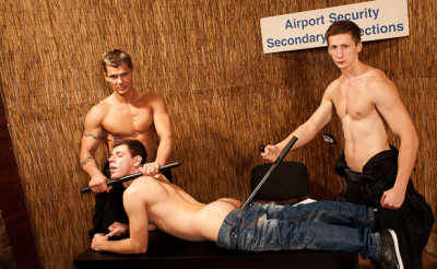 Airport security (Roman, Mirek & Kamil)