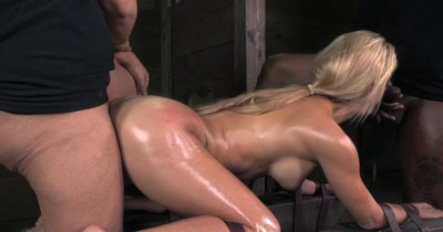 Cherie Deville And Matt Williams And Jack Hammer