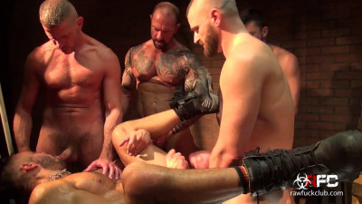 Seth Santoros Gang Bang - Part 2 - 720p