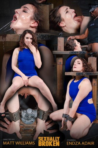 Endza Adair – Drooling And Destroyed Girl Next Door Facefucked Without Mercy By BBC (2015)