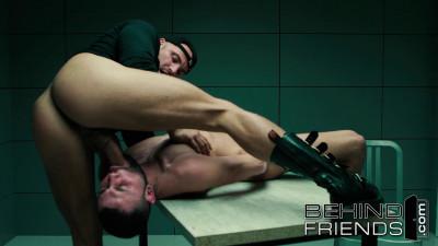 Gay Mantic Interrogation – Tomas Friedl, Jeffrey Lloyd