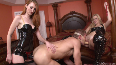 Mistress Kendra and Charlyse's Fuck Toy – HD 720p
