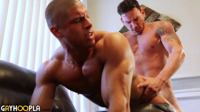 GH – Bad Boy Blake Jackson Fucks Bodybuilder Sean Costin