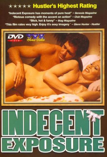 Description Indecent Exposure(1981)- Veronica Hart