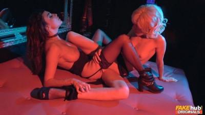 Alexis Crystal, Anissa Kate — Atomic Babe XXX Parody FullHD 1080p