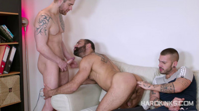 Bearded Plaything (Aday Traun, Isaac Eliad, Paco)