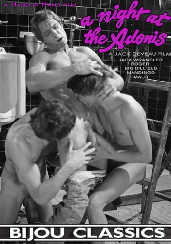 A Night at the Adonis (1983) - Jack Wrangler, Bill Eld, Mandingo