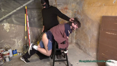 StraightMenInTrouble - Held By a Secret Admirer - Part 3