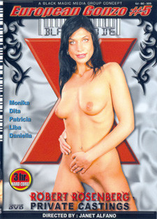 European gonzo vol5 (Black Code, Black Magic)