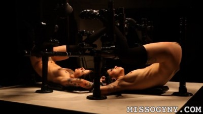 Krysta Kaos & MISSogyny - Made to Suffer Made to Cum5