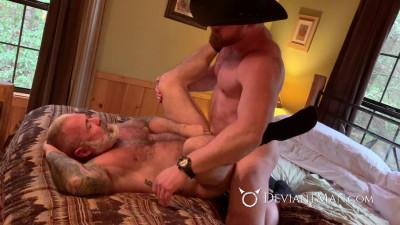 Cowboy Bull Breeding – Daryl Richter & Eisen Loch