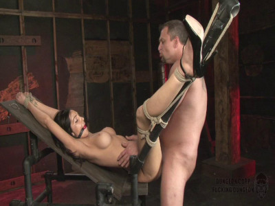 Diana Prince – First Time Bound and Fucked