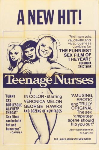 Teenage Nurses (1974)