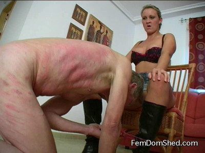 Extreme Femdom And Torment Slaves part 25