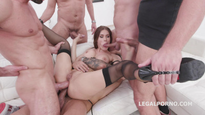 Description Kitana Lure 5on1 Balls Deep Anal HD