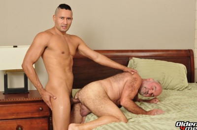 Older4M - Dante & Gabriel Dalessandro - Do you want to Model for us