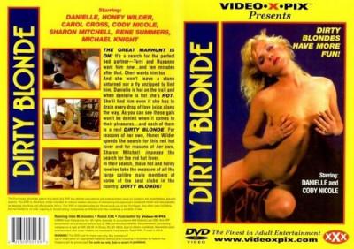 Description Dirty Blonde (1984) - Sharon Mitchell, Danielle, Honey Wilder