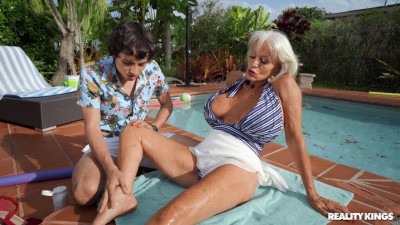 Sofie Reyez, Sally D'Angelo – Episode 7 The Dark Middle Chapter 1080p