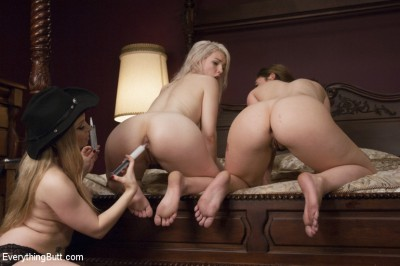 Description Two Cow Girls get treated like filthy animals by Aiden Starr