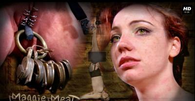Realtimebondage – Nov 24, 2012 – Maggie Meat 2 – Maggie Mead