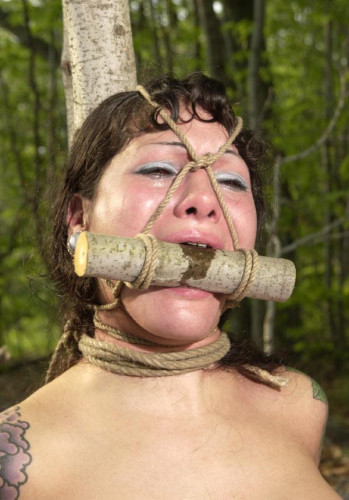 Forest Shocking BDSM