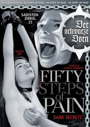 Description Der Sadisten Zirkel Vol. 25: Fifty Steps of Pain