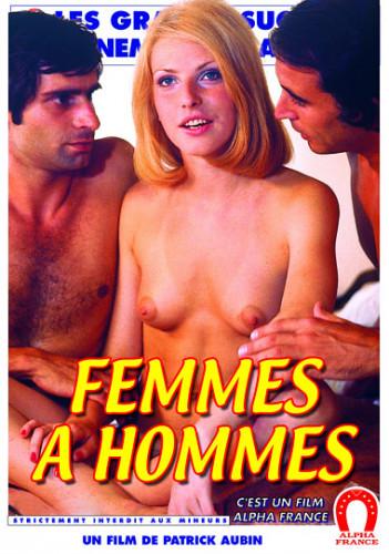 Femmes A Hommes (1976) - Helene Chevalier, Jacques Gateau