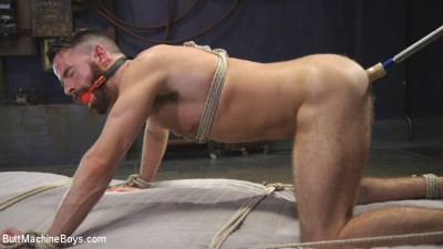 Description Irish hunk submits to the Ass Master and his perverted desires