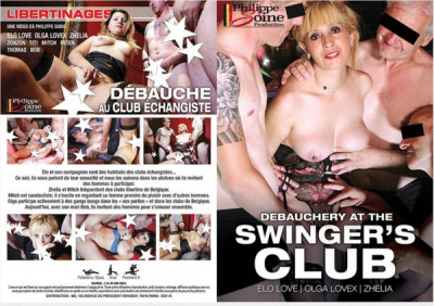 Debauchery At The Swinger's Club