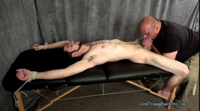 Slow Teasing Hand Jobs - Emanuel Gives Me My First Facial