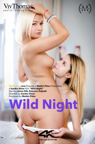 Anina Silk, Rebecca Volpetti – Wild Night (2019)