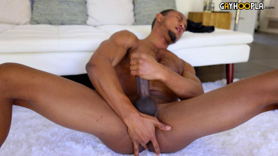 Description Face Down, Ass Up!Monster Meat Apollo Parker Plays With His Prostate And Screams!