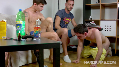 Nasty Young Alphas (Abraham Montenegro, Alec Loob, Dani Hernandez)