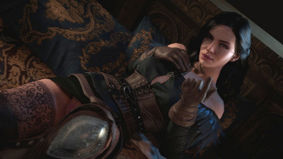 Description Yennefer - The Witcher - Vol. 3 - Assembly