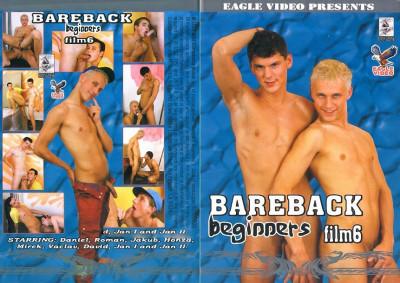 Bareback Beginners Vol. 6 (Uncut & Wild Bareback Sex) — Daniel, Roman, Jakub