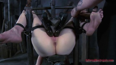 InfernalRestraints  Emily Marilyn  Cyd Black